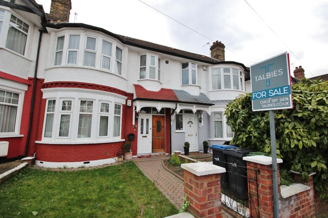 Thumbnail Flat for sale in Hamilton Crescent, Palmers Green