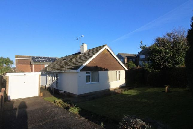 Thumbnail Detached bungalow to rent in Grosvenor Avenue, Torquay
