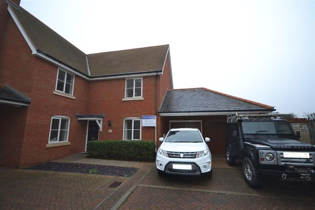 Thumbnail Property to rent in Walnut Drive, Mile End, Colchester