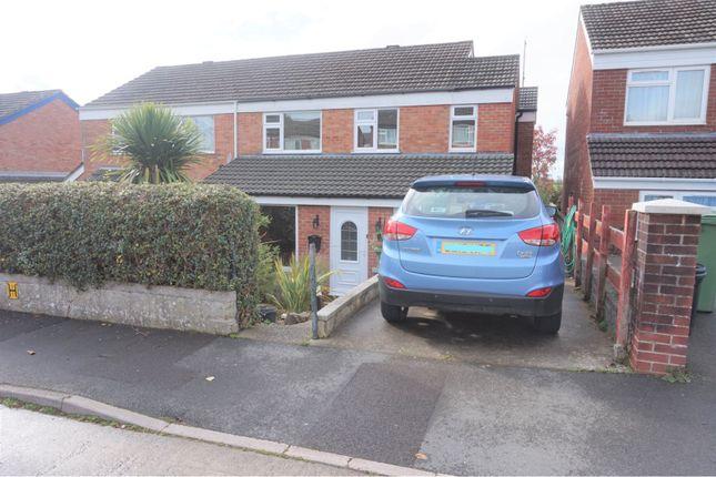 Thumbnail Semi-detached house for sale in Dartington Fields, Torrington