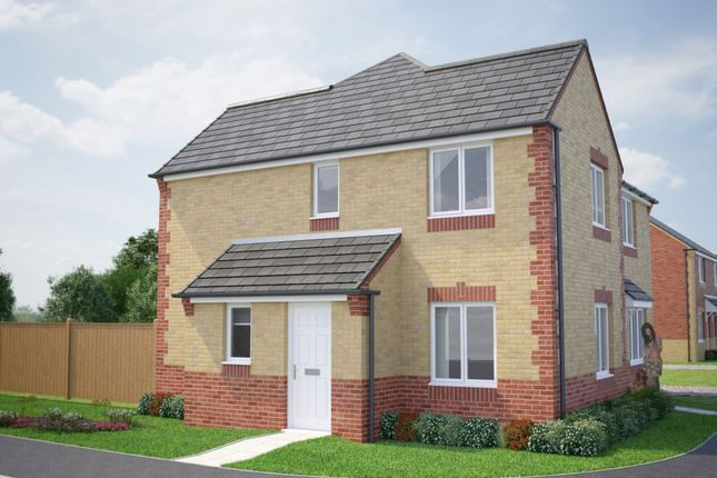 Thumbnail Semi-detached house for sale in Blossom Street, Hetton-Le-Hole, Houghton Le Spring