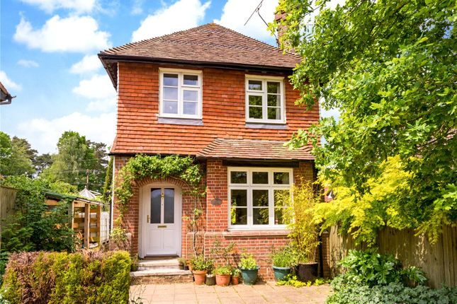 Thumbnail Detached house for sale in London Road, Rake, Liss, Hampshire