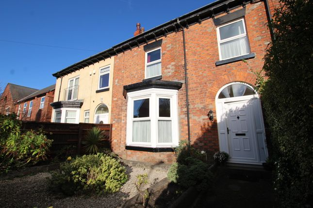 Thumbnail Terraced house for sale in Church Road, Liverpool