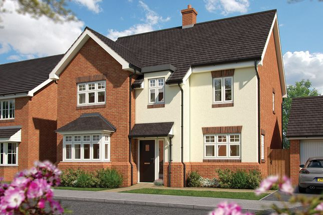 "Thumbnail Detached house for sale in ""The Birch"" at Campton Road, Shefford"