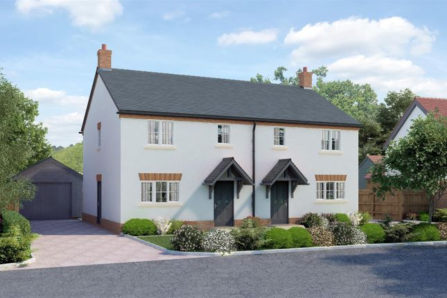 Thumbnail Semi-detached house for sale in Jacques Lane, Clophill, Bedford