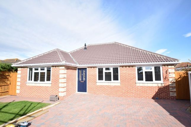 Thumbnail Detached bungalow for sale in London Road, Clacton-On-Sea