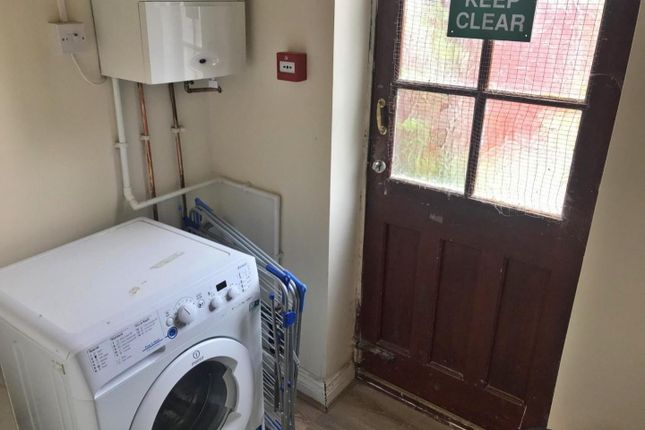 Utility Room of Victoria Road, Fallowfield, Manchester M14