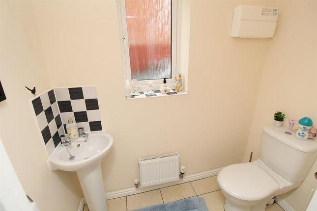 Cloakroom of John Hall Close, Hengrove, Bristol BS14