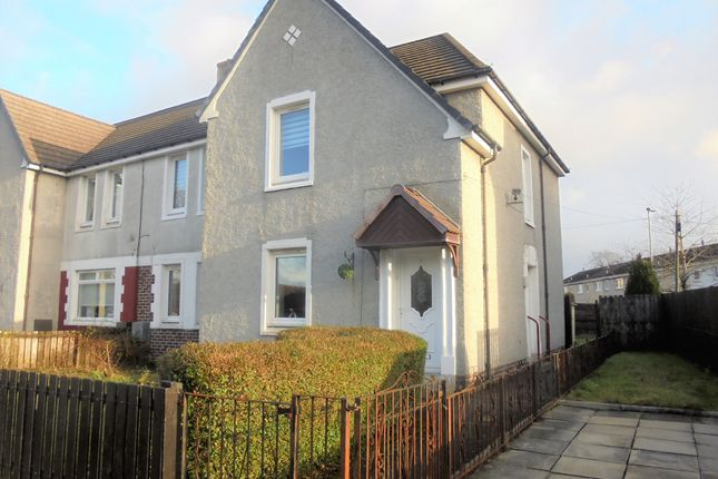 Thumbnail Flat for sale in Garrion Street Overtown, Wishaw