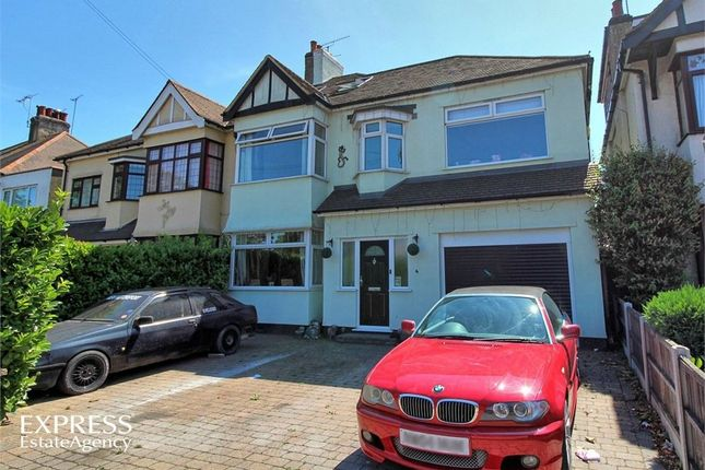 Thumbnail Semi-detached house for sale in Eastern Avenue, Southend-On-Sea, Essex