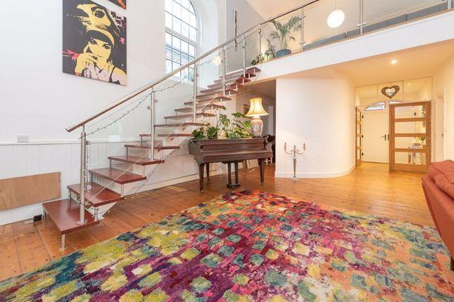 Living Room of Rock Terrace, Heamoor, Penzance TR18
