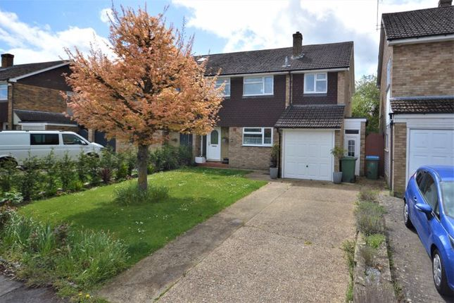 5 bed semi-detached house for sale in Dovecote, Haddenham, Buckinghamshire HP17
