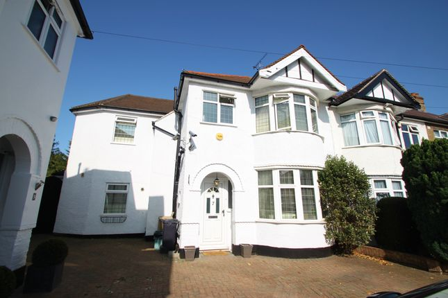 Thumbnail End terrace house for sale in Greenway, Woodford Green