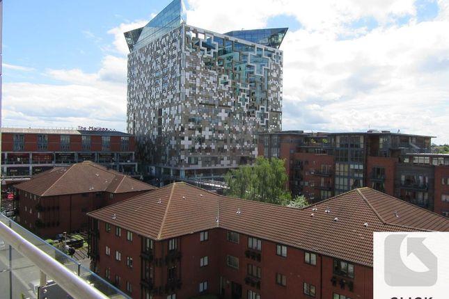 The Cube of The Cube West 197, Wharfside Street, Birmingham B1