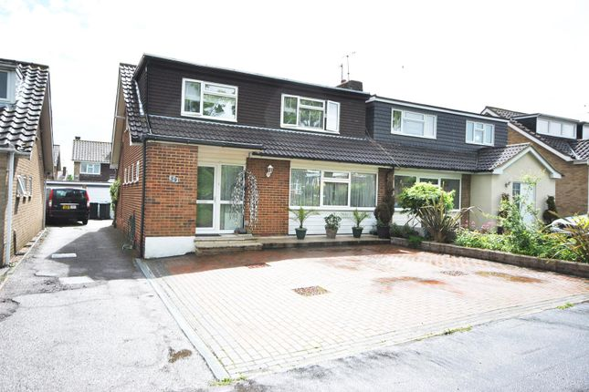 3 bed semi-detached bungalow for sale in Holbeck Lane, Cheshunt, Waltham Cross