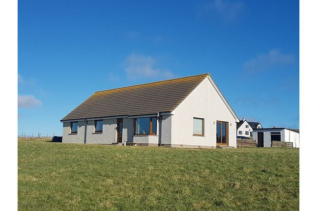 Thumbnail Bungalow for sale in Hillhead, Lybster