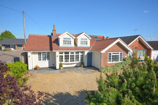 Thumbnail Detached bungalow for sale in Sedgley Road, Tollerton, Nottingham