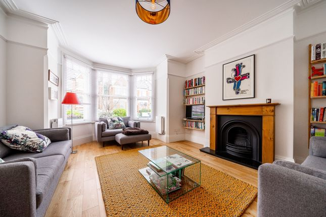 Thumbnail End terrace house to rent in Curzon Road, London