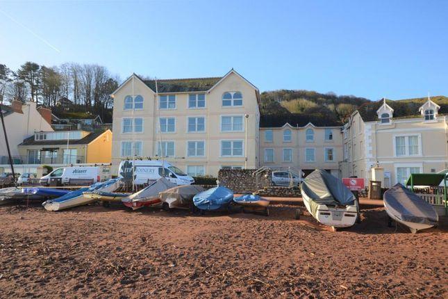 Thumbnail Flat for sale in Ferrymans Reach, Marine Parade, Teignmouth, Devon