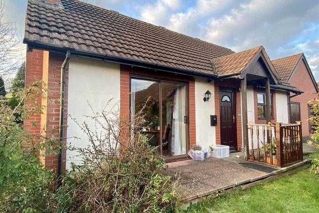 Thumbnail Bungalow to rent in Gilberts Wood, Ewyas Harold, Hereford