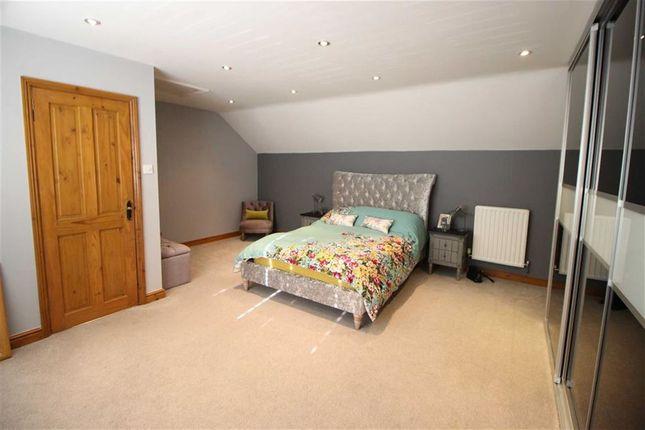 Guest Bedroom of Sheldon Gardens, Crich, Matlock DE4