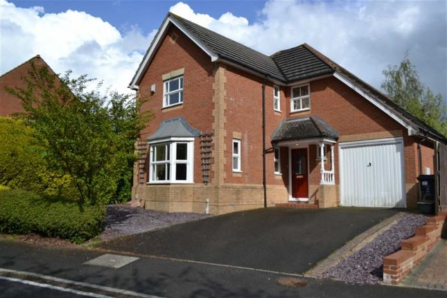 Thumbnail Property to rent in Highdown Way, Swindon