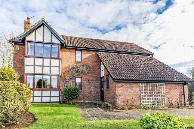 Thumbnail Detached house for sale in Malvern Close, Kettering