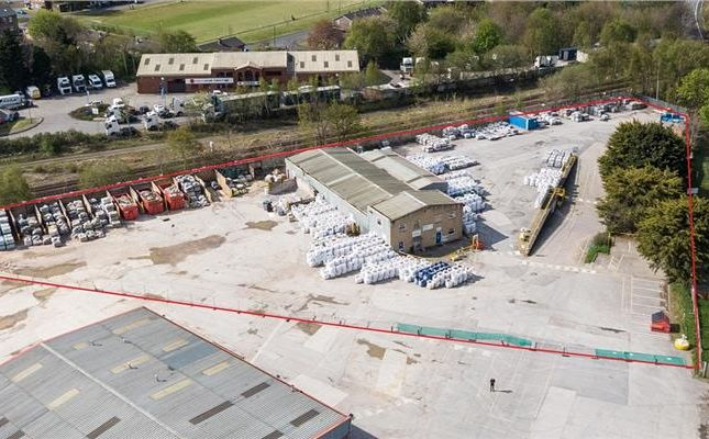 Thumbnail Light industrial for sale in Forge Lane, Thornhill Lees, Dewsbury, West Yorkshire