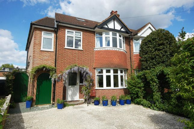 Thumbnail Semi-detached house for sale in Lawrence Road, Hampton