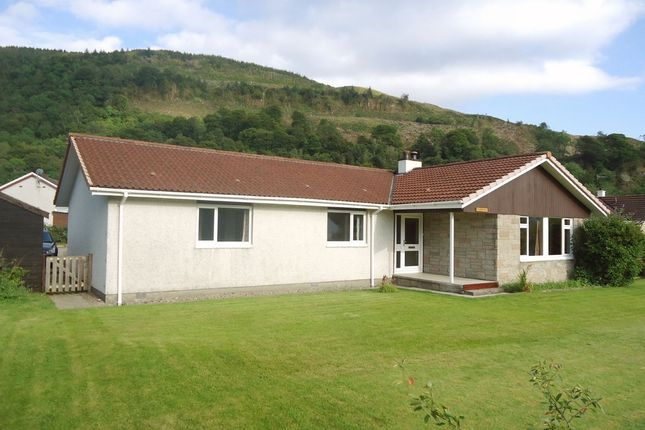 Thumbnail Detached bungalow for sale in The Sheiling, Benderloch, Oban