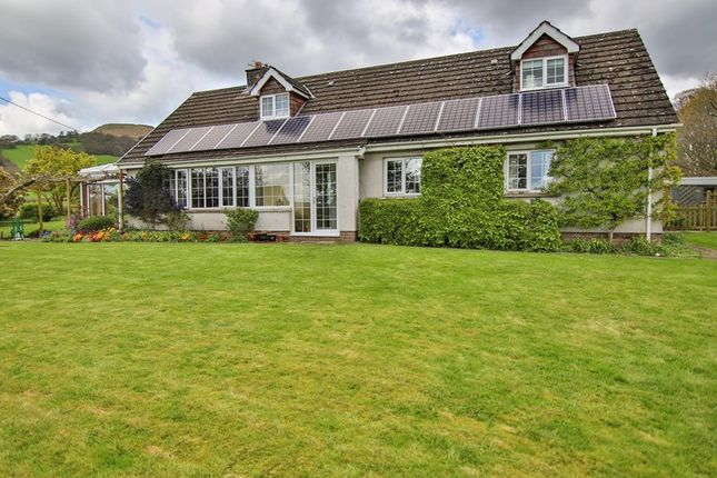 Thumbnail Detached house for sale in Llanbedr, Crickhowell