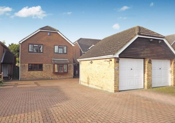 Thumbnail Detached house for sale in Cryalls Lane, Sittingbourne, Kent