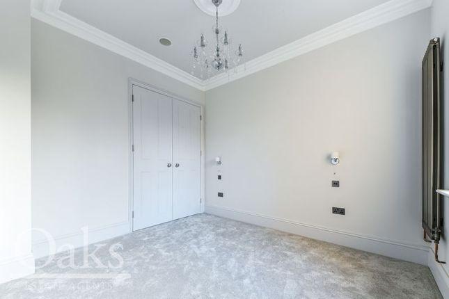 Bedroom 1 of The Jade Suite, The Sanctuary, Croydon CR0