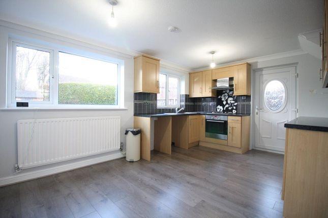 Thumbnail Semi-detached house to rent in West Edge, Shrewsbury, Shropshire
