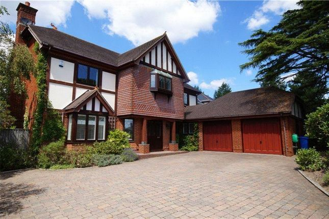 Thumbnail Detached house to rent in Brudenell Avenue, Canford Cliffs, Poole