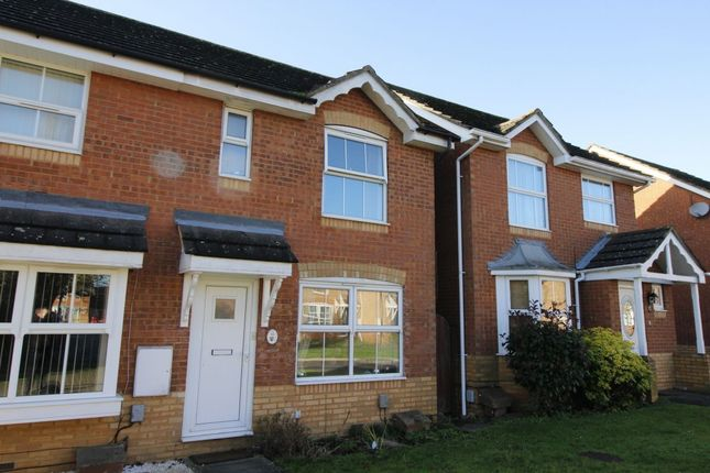 Thumbnail Property to rent in Wetherby Close, Stevenage