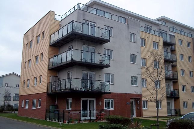 Thumbnail Flat to rent in Admirals House, Gisors Road, Milton