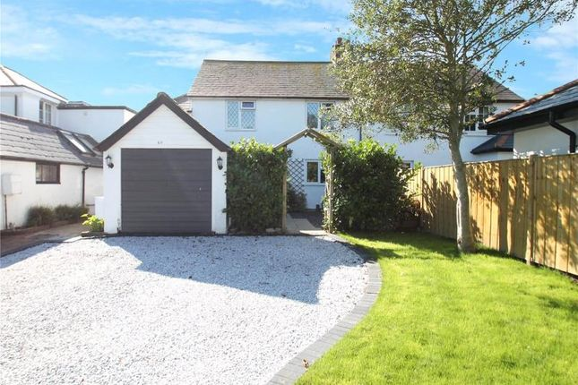 Thumbnail Semi-detached house for sale in North Lane, East Preston, West Sussex