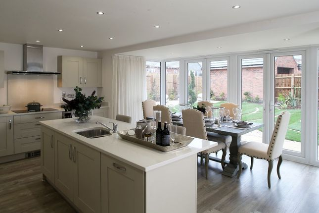 """5 bed detached house for sale in """"The Leicester 4th Edition"""" at Northampton Road, Rushden NN10"""