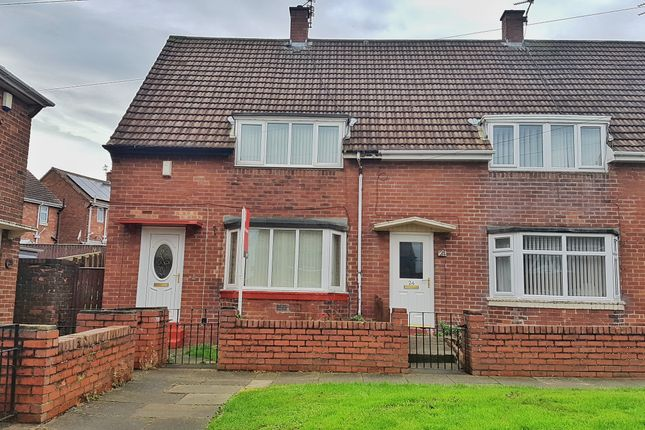 Thumbnail Terraced house to rent in Archer Square, Sunderland