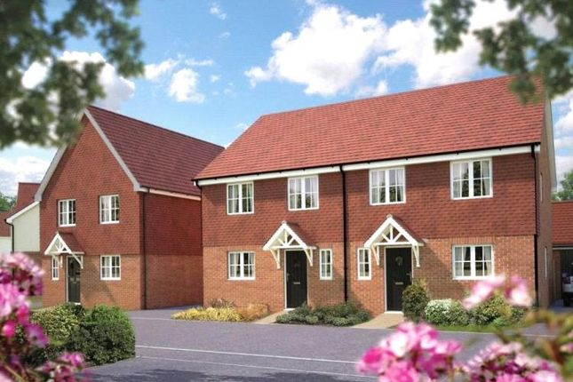 Thumbnail Detached house for sale in Saxons Plain, Fulbeck Avenue, Worthing