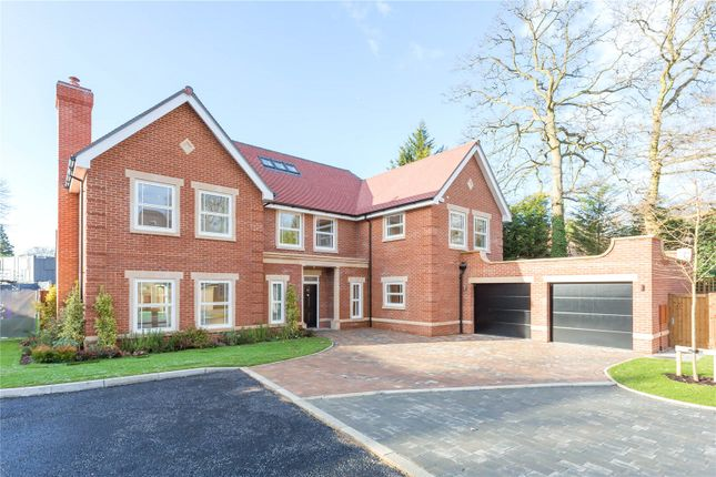 Thumbnail Detached house for sale in Glade In The Spinney, Gerrards Cross, Buckinghamshire