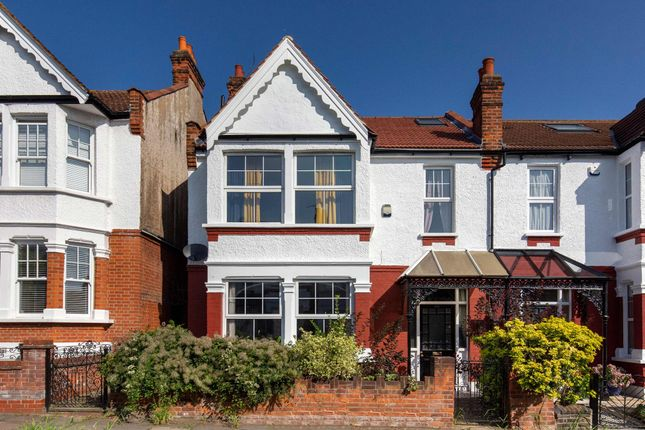 Thumbnail End terrace house for sale in Chester Road, London