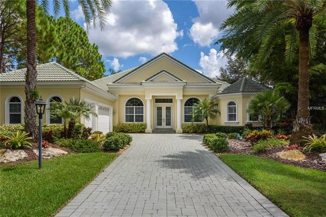 Thumbnail Property for sale in 8015 Warwick Gardens Ln, University Park, Florida, 34201, United States Of America