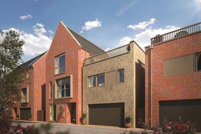 """Thumbnail Detached house for sale in """"The Fawcett"""" at Hobson Avenue, Trumpington, Cambridge"""