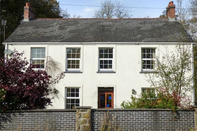 Thumbnail Detached house for sale in Croesbychan, Croesbychan, Aberdare, Mid Glamorgan
