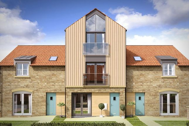 Thumbnail Terraced house for sale in Plot 10, Granary Fold, Cloughton, Scarborough