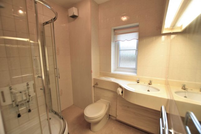 Shower Room of Lowry Court, Mottram, Hyde SK14