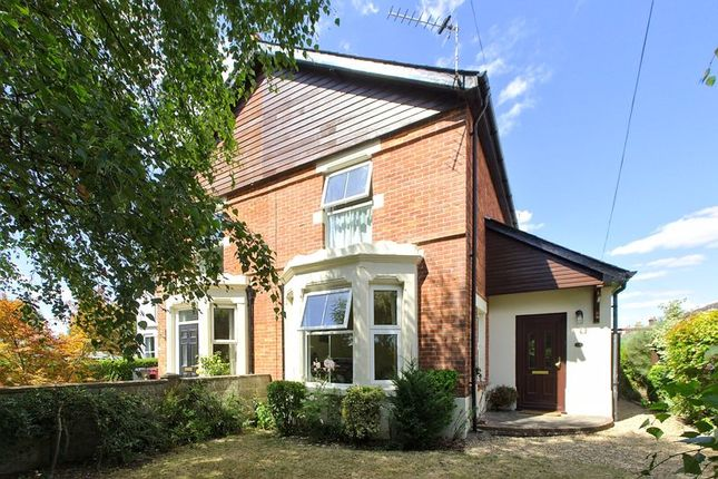 Thumbnail Semi-detached house for sale in Penwarden Way, Bosham, Chichester