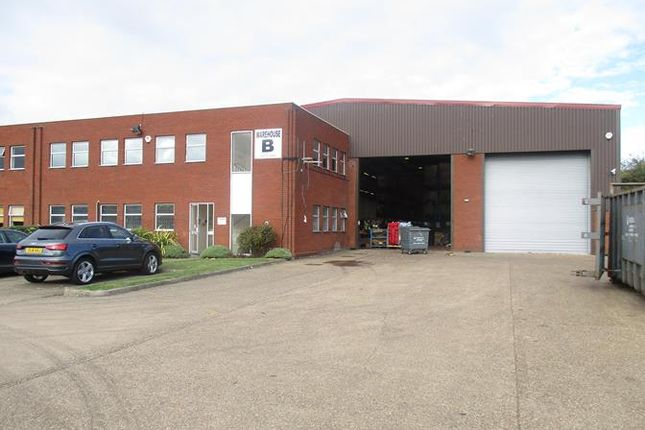 Thumbnail Light industrial to let in Bedford Road, Kempston, Bedford